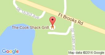 The Eatery Cook Shack Grill