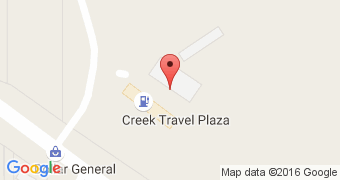 Creek Travel Plaza