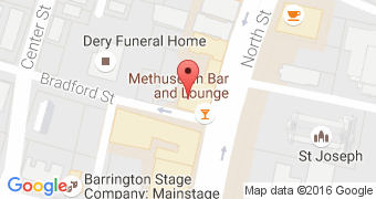 Methuselah Bar and lounge