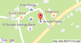 The Arnold Pantry