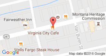 Virginia City Cafe