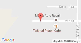 Twisted Piston Cafe