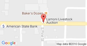 Lamoni Sale Barn Cafe
