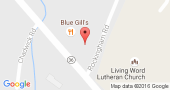 Bluegill's Cafe