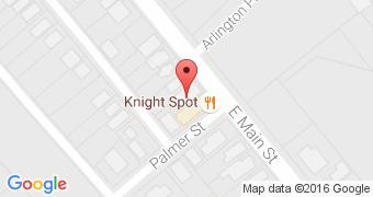 The Knight Spot