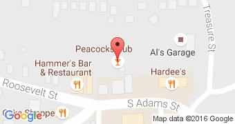 Peacocks Pub