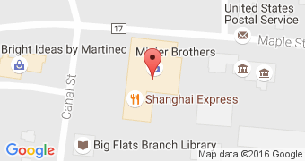 Shanghai Express of Big Flats