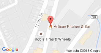 Artisan Kitchen and Bar