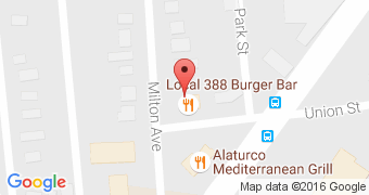 Local 388 Burger Bar