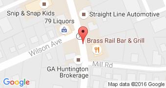 Brass Rail Bar & Grill