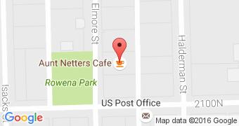 Aunt Netters Cafe