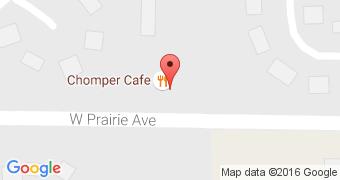 Chomper Cafe
