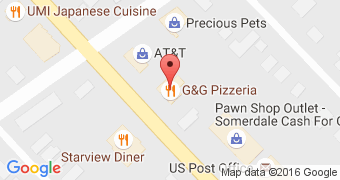 G & G Pizza