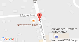Strawtown Cafe