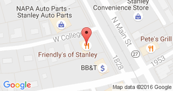 Friendly's of Stanley