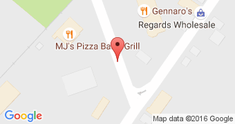 MJ's Pizza Bar and Grill