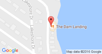 The Dam Landing