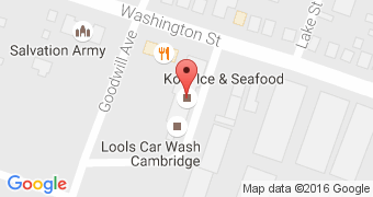 Kool Ice & Seafood
