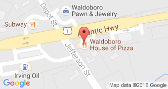 Waldoboro House of Pizza