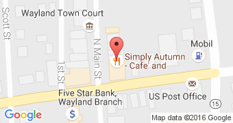 Simply Autumn Cafe and Restaurant