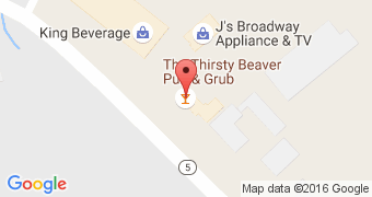The Thirsty Beaver Smithfield
