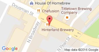 Hinterland Brewery & Restaurant
