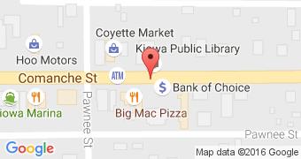 Kiowa's Pizza Place