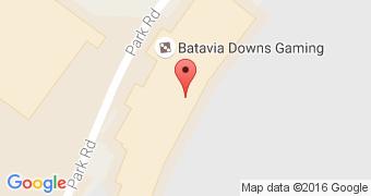 Homestretch Grill - inside Batavia Downs Gaming