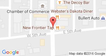 Webster's Dakota Diner