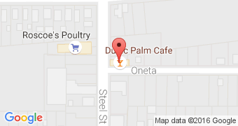 Dubic Palm Cafe