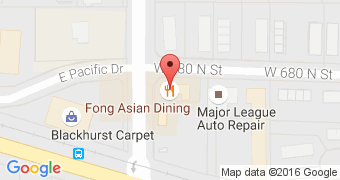 Fong Asian Dining