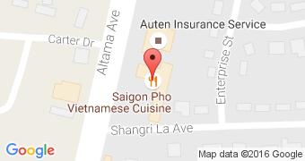 Saigon Pho Vietnamese Cuisine