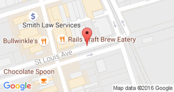 Rails Cratf Brew and Eatery