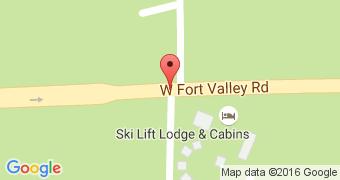 Ski Lift Lodge Restaurant