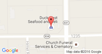 Duckroost seafood and deli