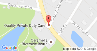 Caramella Riverside Grill