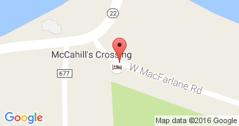 McCahill's Crossing Motel and Dairy Bar
