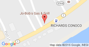 Jo-Bob's Gas & Grill