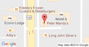 Peter Mandy's
