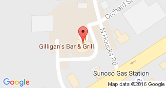 Gilligan's Bar and Grill - Houcks Road