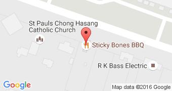 Sticky Bones Bbq