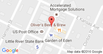 Olivers Beef & Brew