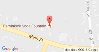 Reminisce Soda Fountain Diner