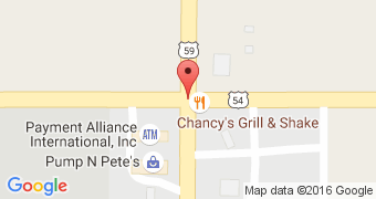Chancy Kirk's Grill and Shake