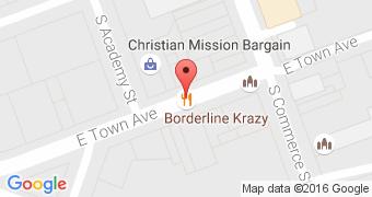 Borderline Krazy Mexican / American Grill