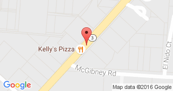 Kelly's Pizza
