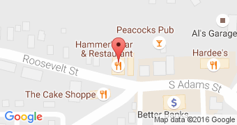 Hammers Bar and Restaurant