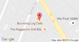 Bouncing Log Cafe