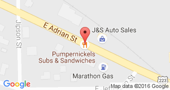 Pumpernickel's Subs & Sandwiches