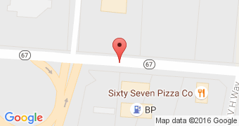 Sixty Seven Pizza Co